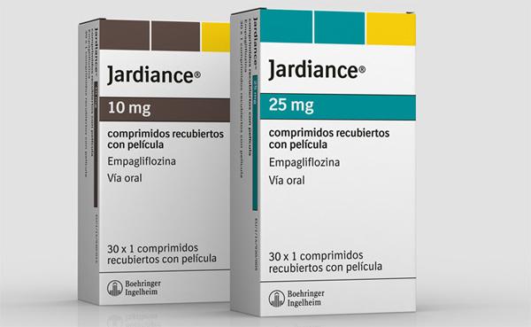 Nuevo fármaco aprobado: EMPAGLIFLOZINA