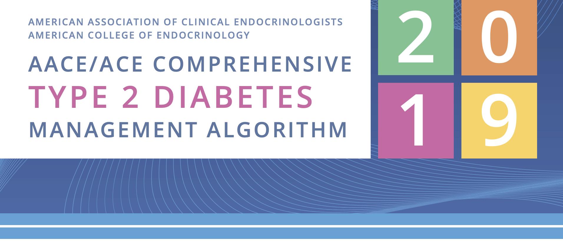algoritmo aace para el manejo de la diabetes