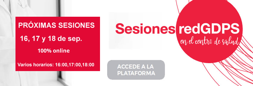 Sesiones redGDPS