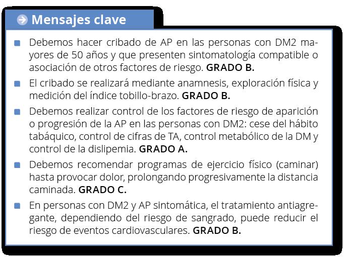 claudicacion intermitente tratamiento farmacologico de diabetes